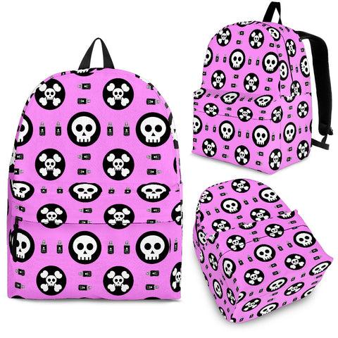 Skulls and Potion Backpack - MRP