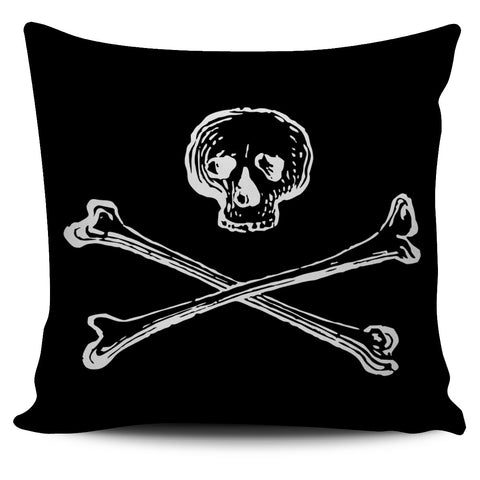Pirate Skulls Pillow Cover2 - MRP