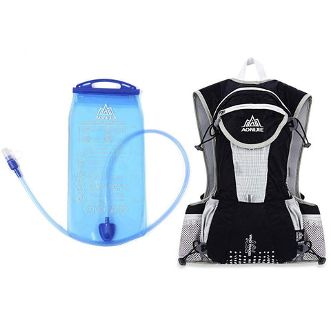 Image of 12L Outdoor Hydration Backpack With 1.5L Water Bag | Mountain Roar - MRD