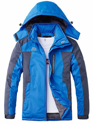 Outdoor Sports Jacket Men's Youth Waterproof Windproof | Mountain Roar Jacket - MRC