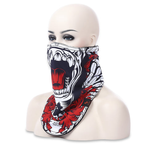 Warm Protection Skiing Riding Cycling Face Mask | Mountain Roar Outdoor Face Mask MRJ