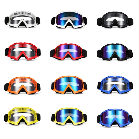 X400 Goggles Motocross Skiing Outdoor Riding | Mountain Roar Snow Ski Goggles MRJ