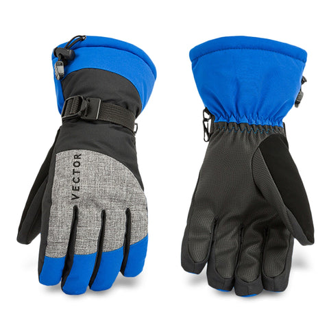 Windproof Water Resistant Winter Warm Skiing Snowboarding Gloves | Mountain Roar Gloves - MRF
