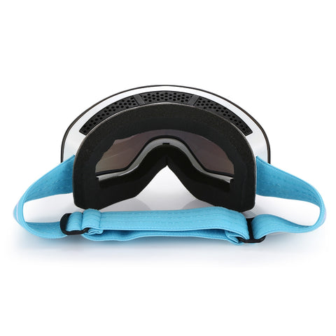 Ski Goggles Double-layer Lens TPU Frame Anti-fog Glasses | Mountain Roar Skiing Goggles Glasses - MRF