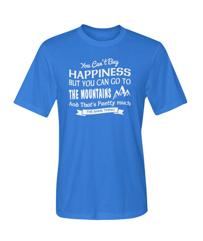 But You Can Go To The Mountains 01 | Mountain Roar Sport T Shirt Designs -  MRJ