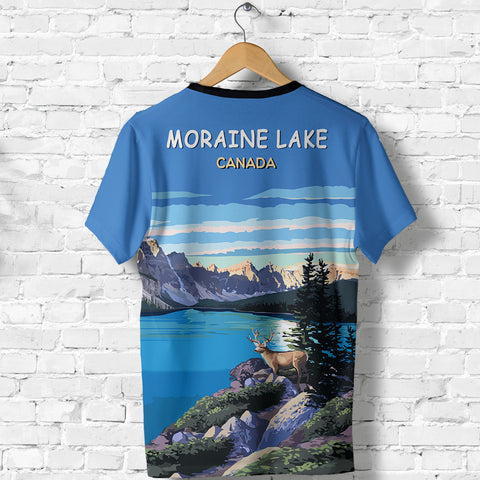 Image of Moraine Lake T-shirts - MRH