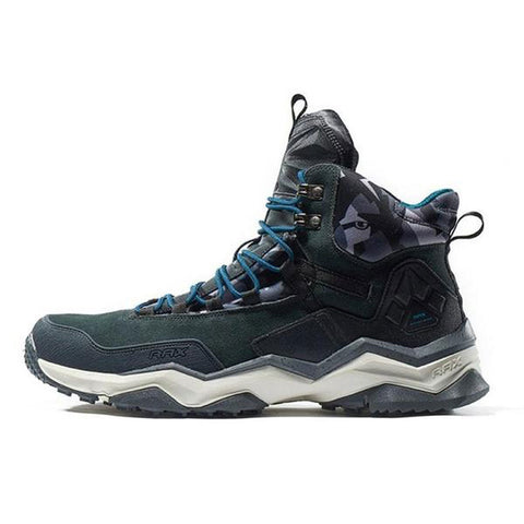 Mountain Roar Trail Hiking Shoes Mens - MRJ Dark Blue Men