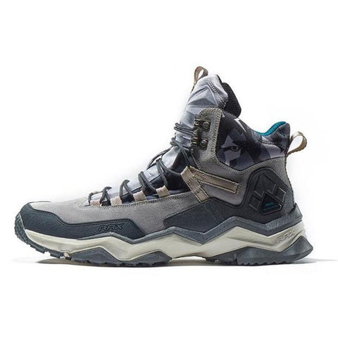 Image of Mountain Roar Trail Hiking Shoes Mens - MRJ Grey