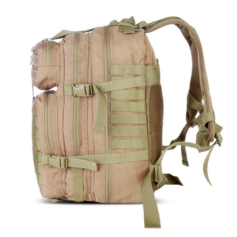 40L Tactical Assault Backpack for Outdoor - Left
