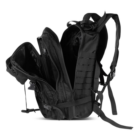 Image of 40L Tactical Assault Backpack for Outdoor - Inside