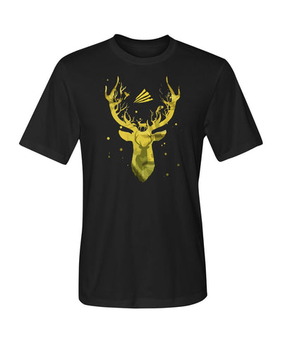 Amazing-Deer-Hunting-01-|-Mountain-Roar-Sport-T-shirts-Designs-MRF-BLACK