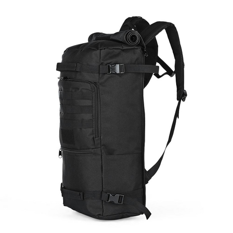 60L - Military Backpack Waterproof - Right