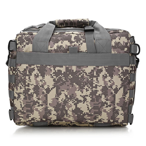 Image of Outdoor Tactical Military Messenger Bag Waterproof - View 02