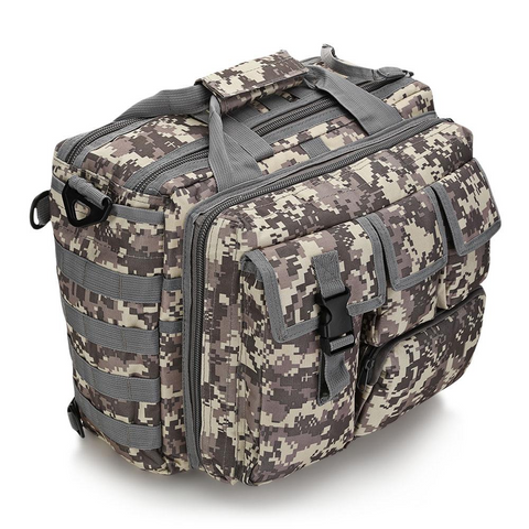 Image of Outdoor Tactical Military Messenger Bag Waterproof - View 05