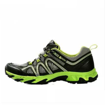 Mountain Roar Trail Hiking Shoes Mens - MRJ Gray