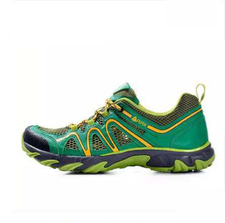 Image of Mountain Roar Trail Hiking Shoes Mens - MRJ Grass-Green