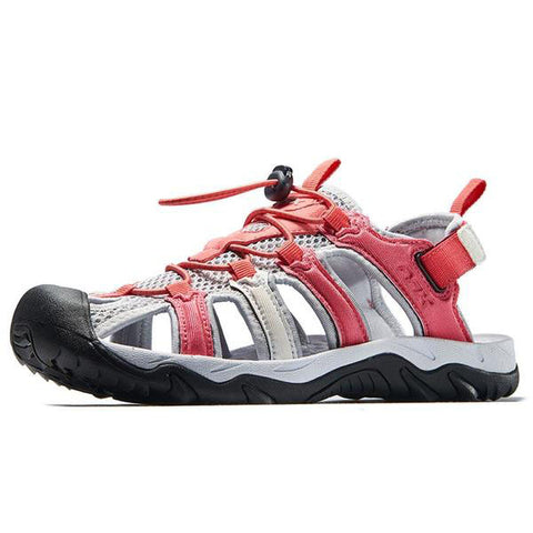 Mountain Roar Trail Hiking Sandals Mens - MRJ Red