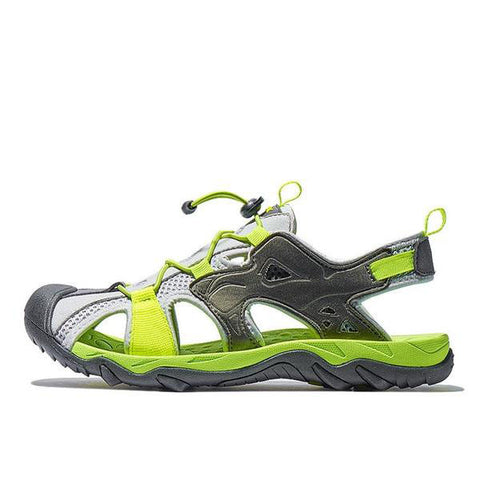 Mountain Roar Trail Hiking Sandals Mens - MRJ Grey