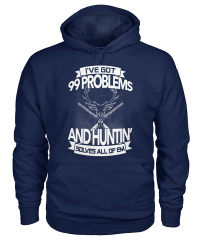 I Have Got 99 Problem 01 | Mountain Roar Gildan Hoodie Custom Design - MRF