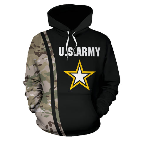 MultiCam U.S. Army All Over Print Hoodie 05 - MRA