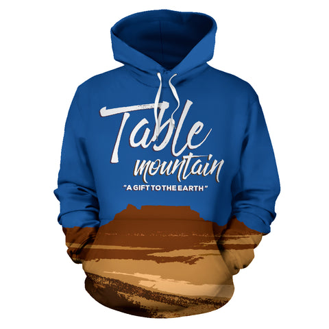 Image of Table Mountain All Over Print Hoodie - MRP
