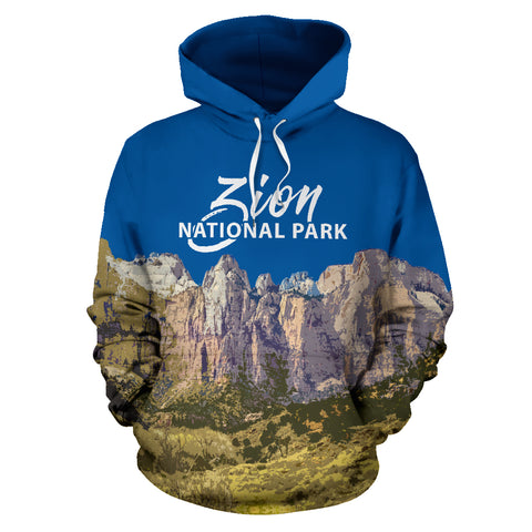 Image of Zion National Park Hoodie - MRP