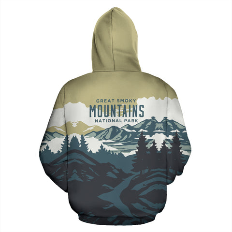 The Great Smoky Mountains National Park Hoodie - MRP