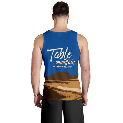 Table Mountain Tank Top - MRPT