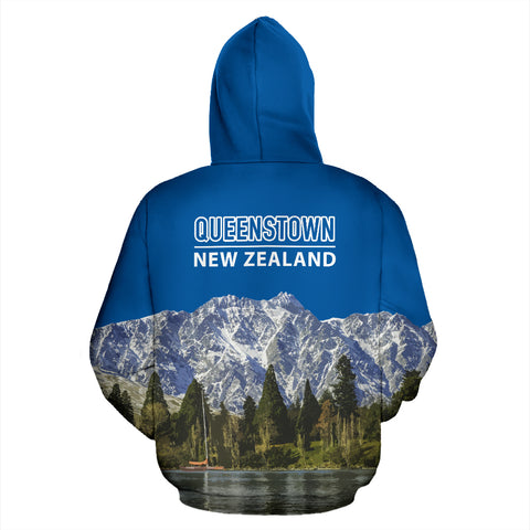 The Remarkables Queenstown New Zealand Hoodie - MRP