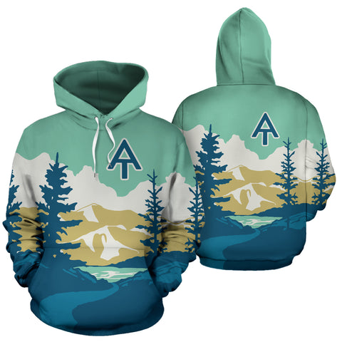 Appalachian Trail All Over Print Hoodie - MRP