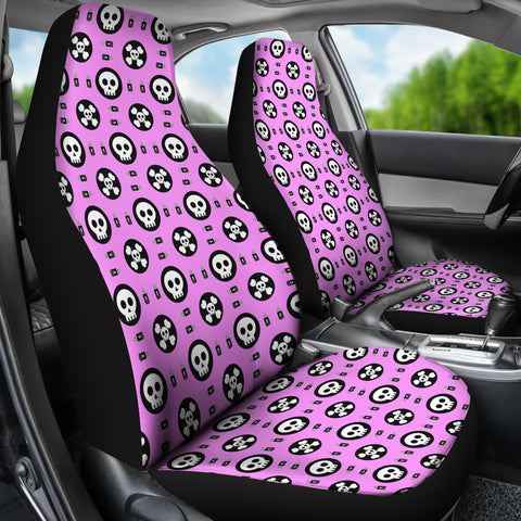 Skulls and Potion Car Seat Covers - MRP