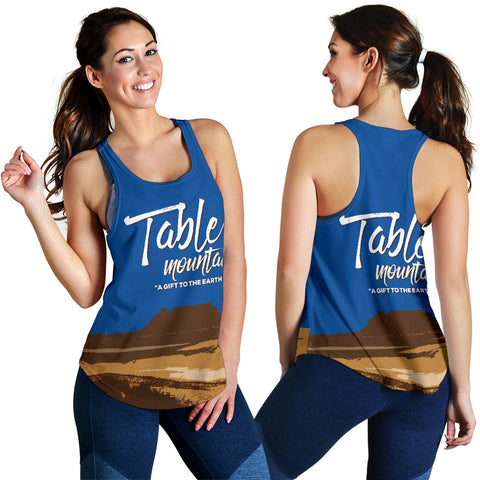 Table Mountain Racerback Tank - MRPT