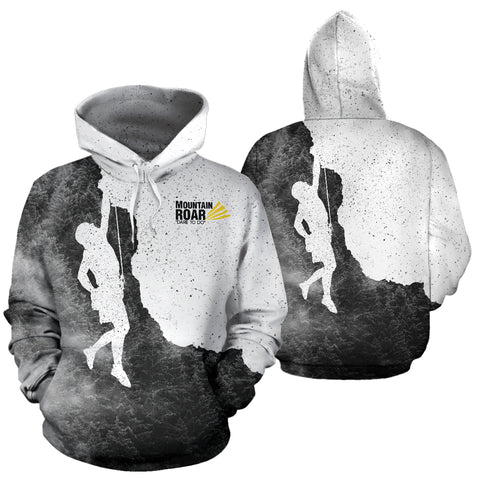 Mountain-Roar™ Climbing All Over Print Hoodie - MRP