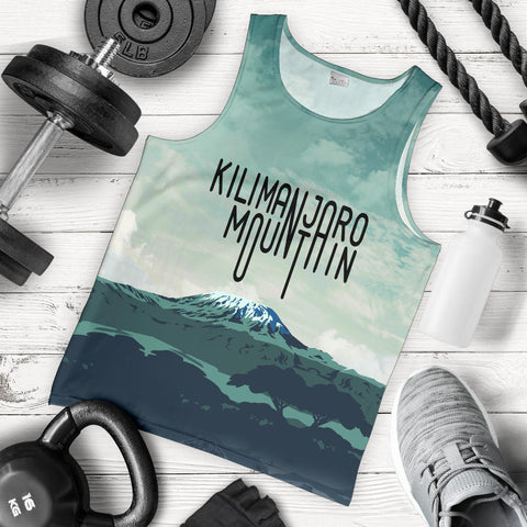 Image of Kilimanjaro Typography Tank Top - MRET
