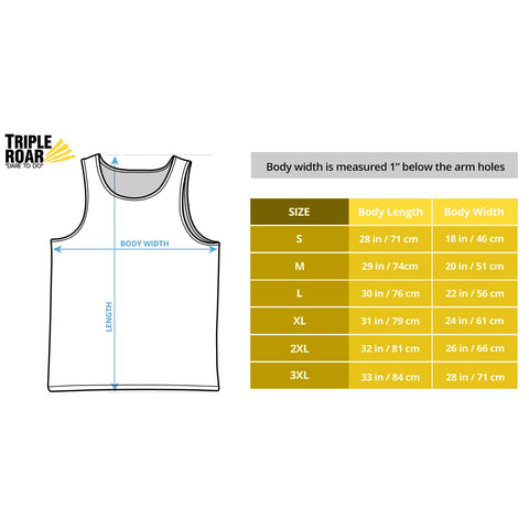 Go heavy Men's Tank Top - MRH