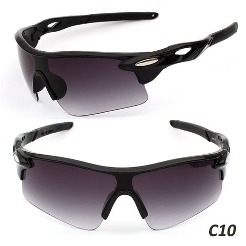 Outdoor Sports Cycling Sun Glasses UV400 Safety Goggles Eyewear Unisex Bike Bicycle Cycling | Mountain Roar Goggles - MRF