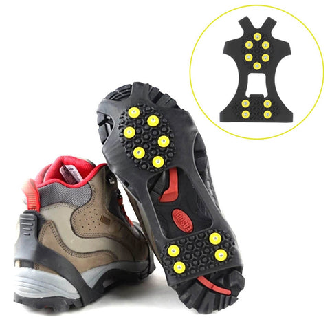 Camping Climbing Ice Crampon Anti-slip Ice Snow | Mountain Roar crampons - MRF