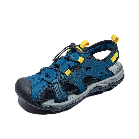 Mountain Roar Trail Hiking Sandals Mens - MRJ Lake Blue