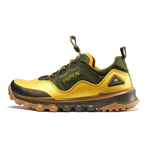 Hiking-Shoes-Men-Sneakers-Authentic-Outdoor-Shoes-|-Mountain-Roar-Trail-Hiking-Shoes-Mens-MRF-Yellow