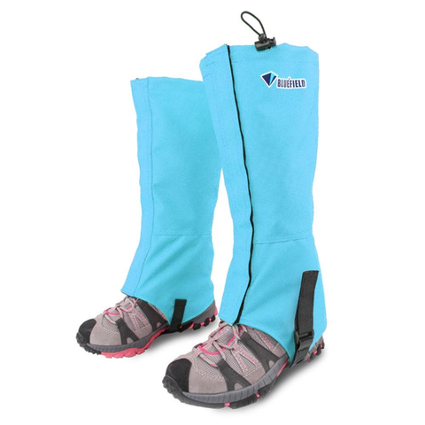 Bluefield Paired Outdoor Climbing Skiing Boot Gaiter | Mountain Roar Gaiter - MRF