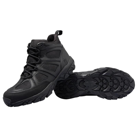 Hiking-Shoes-Outdoor-Shoes-Trekking-Sneakers-Men-Hunting-Boots-|-Mountain-Roar-Trail-Hiking-Shoes-Mens-MRF-Black