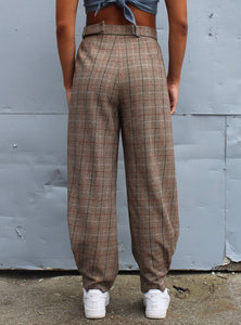 Fisherman Pants- Light Brown