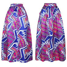 Load image into Gallery viewer, Pattern 5 African Printed Dashiki Skirt