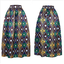 Load image into Gallery viewer, Pattern 4 African Printed Dashiki Skirt