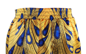 Pattern 9 African Printed Dashiki Skirt