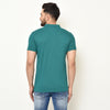 Eazy Men's Pocket Polo T-shirt ( Pack of 2) - Grindle Black & Pepper Green