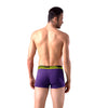 Sirtex Eazy Racer Galaxy Trunk (Pack of 2) : Dark Grey Melange & Indigo