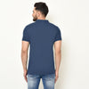 Eazy Men's Pocket Polo T-shirt ( Pack of 2) - Grindle Navy & Young Navy