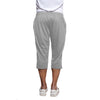 Sirtex Eazy Men's Cotton Blended Three Fourth Track Pant (Pack of 2) : Light Grey & Navy