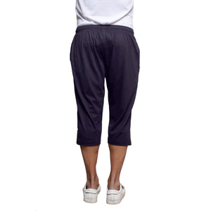 Sirtex Eazy Men's Cotton Blended Three Fourth Track Pant